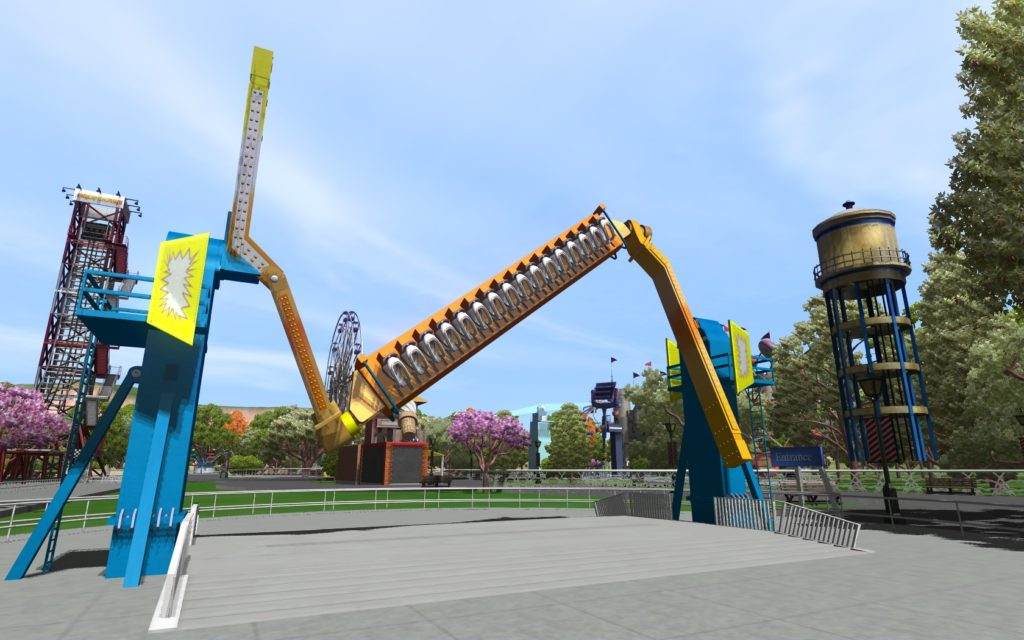 Six Flags Announces 5 Record Breaking Unique Rides For